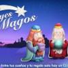 Los Reyes Magos estrenan su propia web