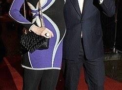 Claudia Schiffer será mamá de una niña