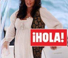 Penélope Cruz confirma su embarazo