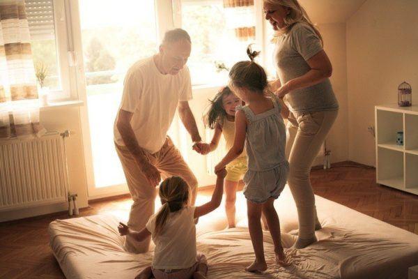 Canciones de cantajuegos familia