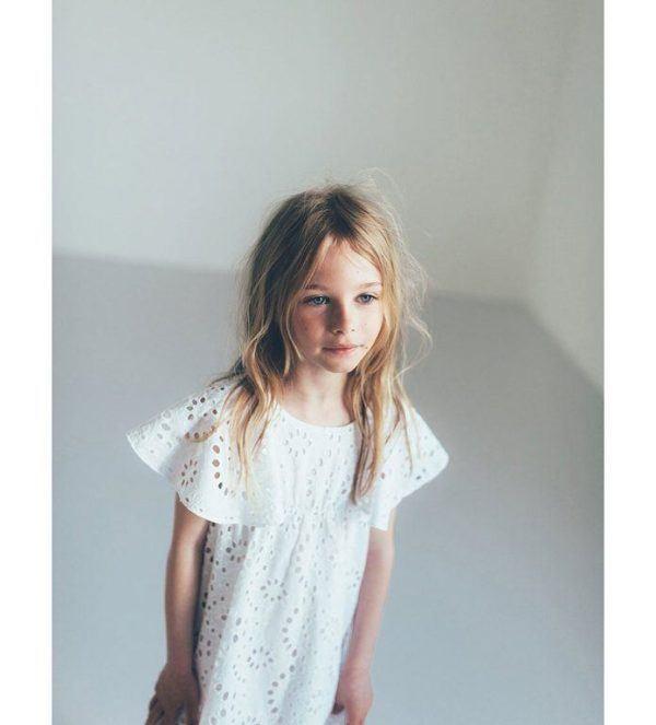 Vestidos elegantes ala moda para ninas