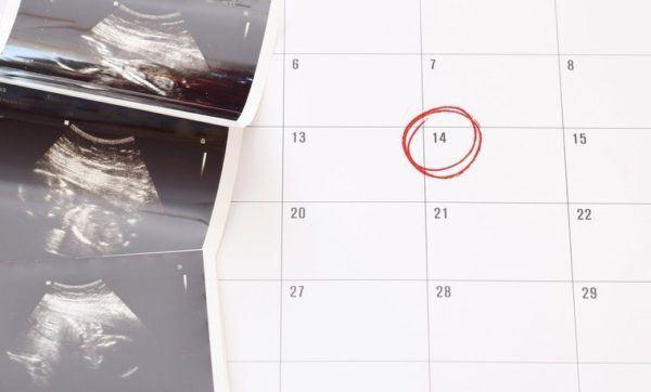 Calcular semanas de embarazo calendario