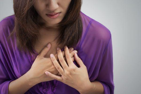 Como reducir el dolor de pecho durante el embarazo dolor
