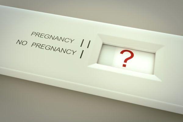 Sintomas de embarazo test de embarazo