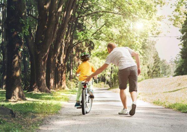 10 planes para hacer con nuestros hijos en vacaciones bici