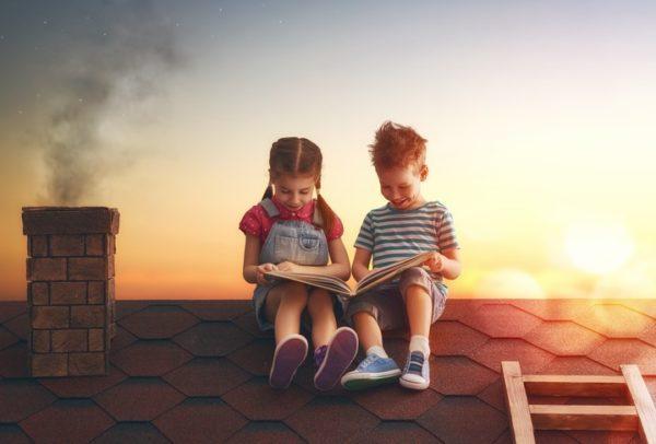 10 trucos para hacer que nuestros hijos se interesen por la lectura imaginacion