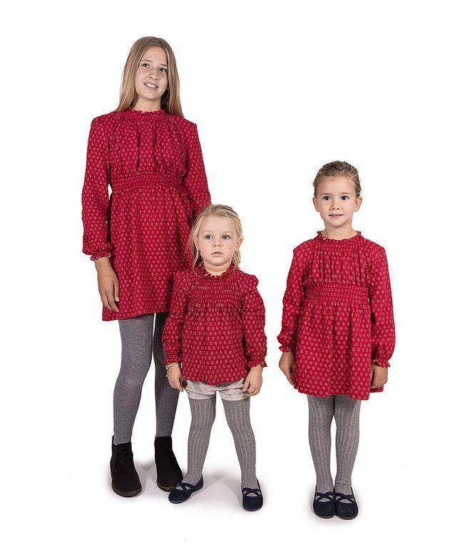 Vestidos de nena de invierno 2019