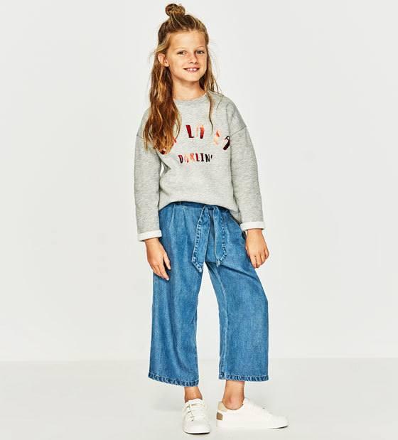 d682c34b1 Catálogo de Zara para niños Primavera Verano 2019 - Embarazo10.com