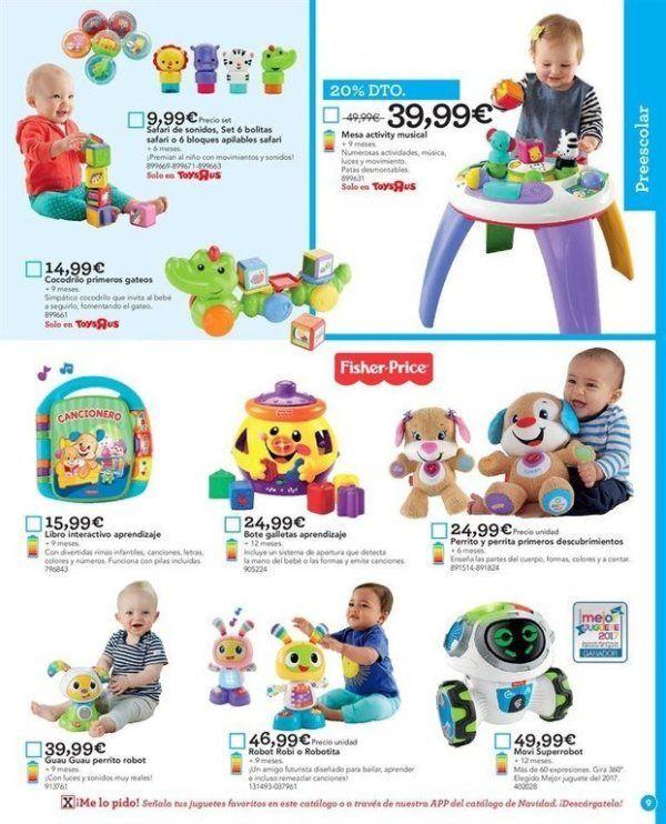 Catalogo De Juguetes Toysrus Navidad 2019 Embarazo10 Com