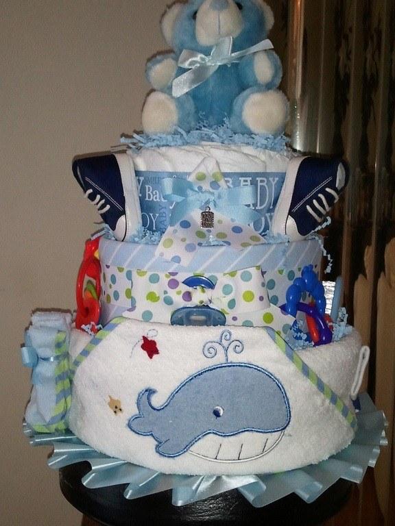 Adornos Para Mesa De Regalos De Baby Shower.Ideas Para Un Baby Shower Centros De Mesa Para Baby Shower