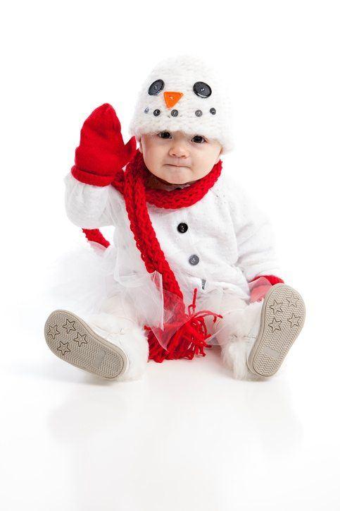 Disfraces de Navidad para Bebés y Niños - Embarazo10.com 06480a6ee410