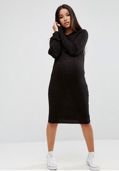 f78281c06 Los blusones sueltos y anchos son una gran idea ya que las puedes usar  durante todo el embarazo y también después. Lo mejor de esta prenda es que  te permite ...