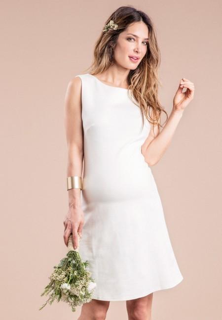 Vestidos corto para boda civil