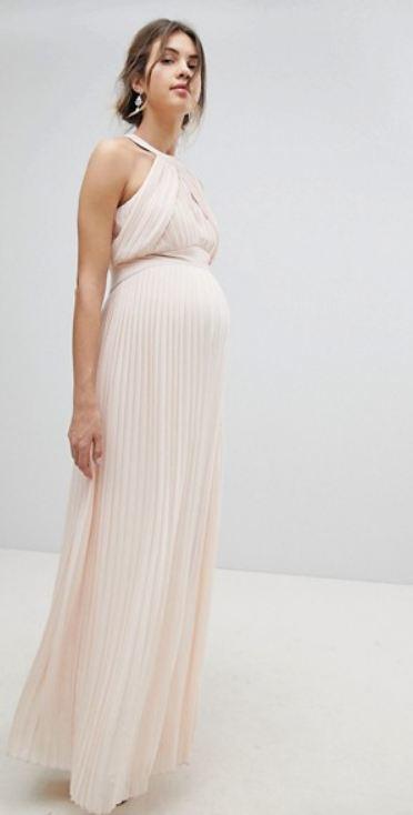 d0389b203 Los vestidos de novia vintage para embarazadas se caracterizan por tejidos  vaporosos