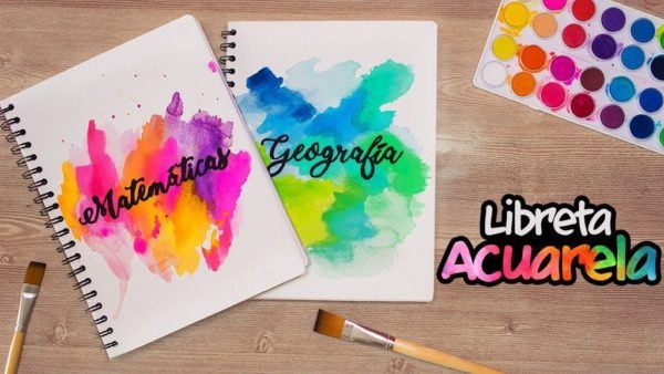 Decoración De Carátulas De Cuadernos Ideas Bonitas Y