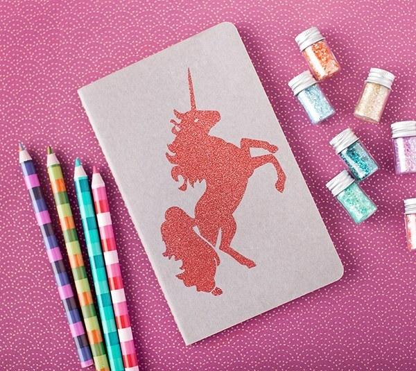 Material Escolar De Unicornio Hecho A Mano Ideas Fáciles Y