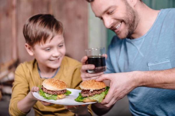 Obesidad infantil causas