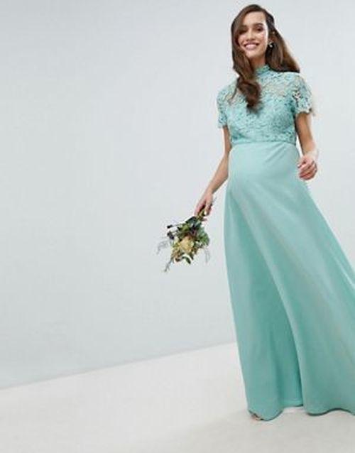 f30ac1b22 Vestidos para embarazadas como invitada de boda Primavera Verano ...
