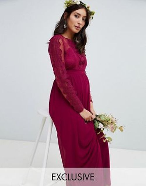 3bfaaa10e Vestidos para embarazadas como invitada de boda Primavera Verano ...
