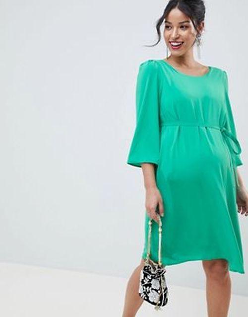 vestidos-para-embarazadas-invitadas-a-una-boda-verde-mamalicius-asos