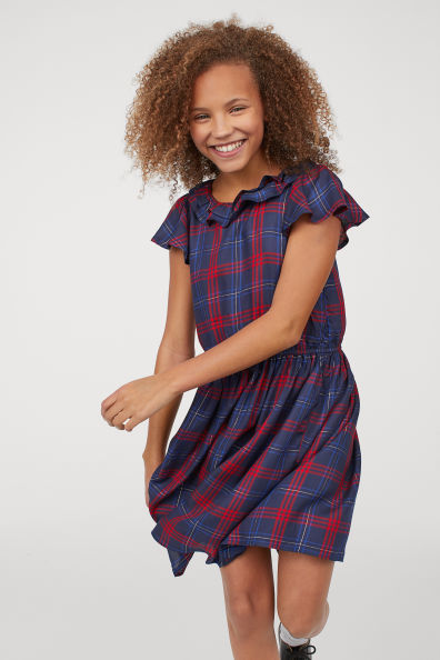 Vestidos Para Niñas Otoño Invierno 2020 Embarazo10com