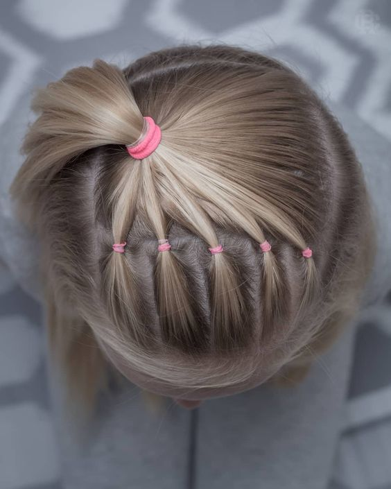 Las mejores variaciones de peinados de flamenca pelo corto Imagen De Tendencias De Color De Pelo - Los mejores peinados para niña con pelo corto 2020 ...