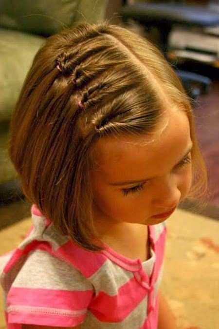 Formas modernas de peinados pelo corto niña Fotos de estilo de color de pelo - Los mejores peinados para niña con pelo corto 2020 ...