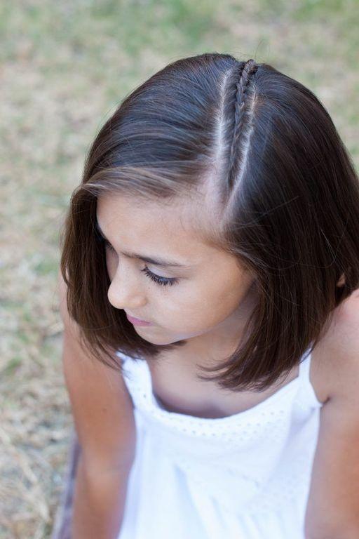 Sorprendentemente fácil peinados niña pelo corto Imagen de estilo de color de pelo - Los mejores peinados para niña con pelo corto 2021 ...