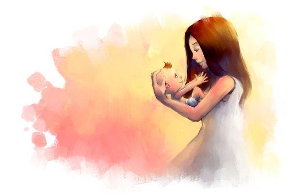 Dibujos para el dia de la madre 2