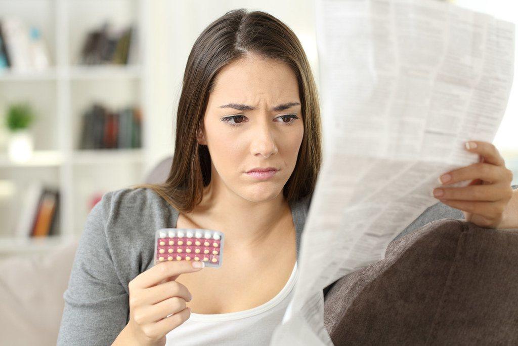 Medicamentos peligrosos en el embarazo