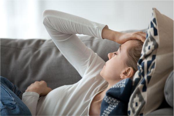 Sincope vasovagal en el embarazo