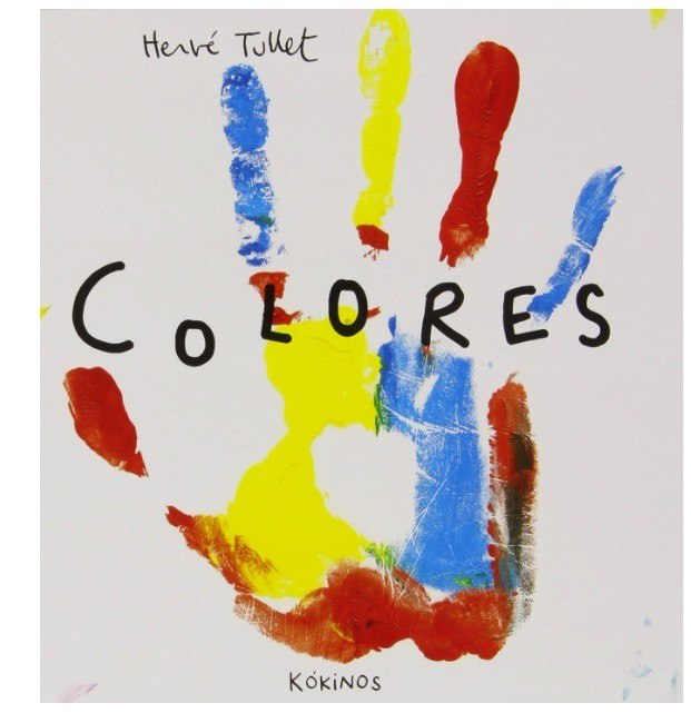 Libro Colores