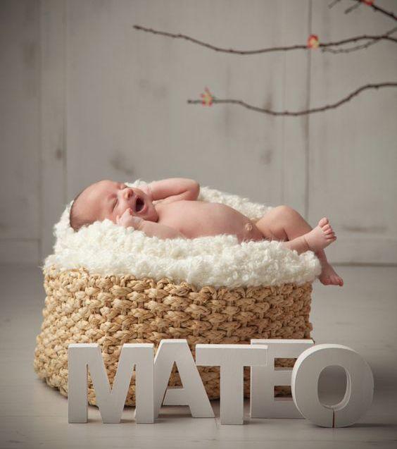 idas-de-fotos-creativas-para-recien-nacidos-nino-nombre-pinterest-deporespant