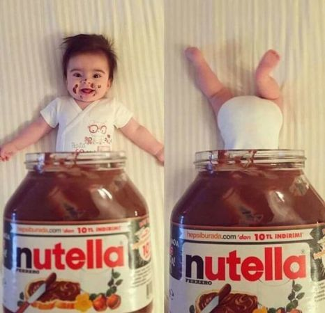 idas-de-fotos-creativas-para-recien-nacidos-nutella-pinterest-irene-alvarez