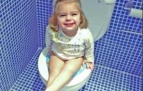 Cómo enseñarle a ir al baño