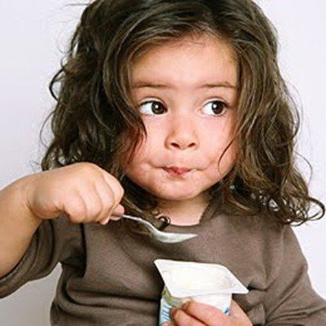 yogur bebes