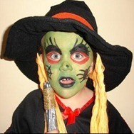 _Maquillaje halloween niños