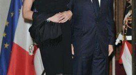 Carla Bruni-Sarkozy esta embarazada