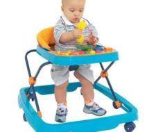 Andadores de bebés: No se aconsejan