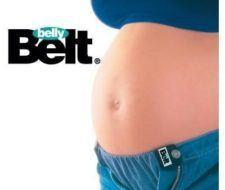 Ropa embarazada: Belly Belt Button