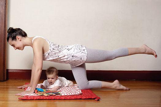 Cómo-bajar-de-peso-después-del-embarazo