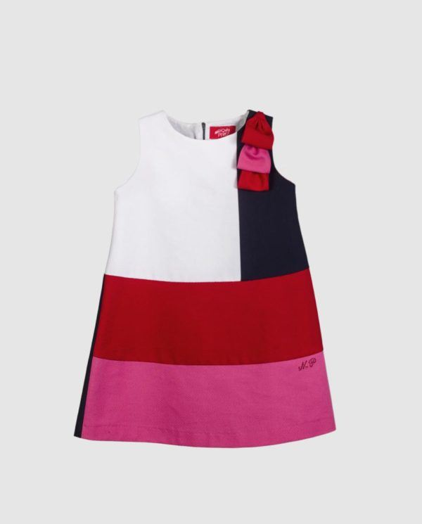 Catálogo-El-Corte-Inglés-Niños-Niñas-Primavera-Verano 2016-moda-para-eventos-niñas-vestido-mariquita-perez
