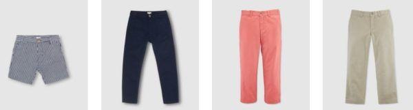 Catálogo-El-Corte-Inglés-Niños-Niñas-Primavera-Verano 2016-moda-para-eventos-niños-pantalones