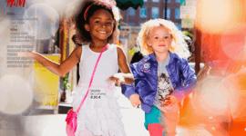 Catalogo H & M Niños Primavera Verano 2010