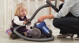 Dyson DC26 Allergy aspiradora contra las alergias domesticas