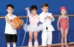 El deporte para los niños