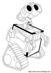 Dibujos de Wall-E pulsa para ver más