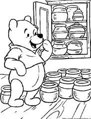 Dibujos de Winnie the Pooh, pulsa para ver más