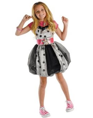 Disfraces para niñas de Hannah Montana Halloween 2009 _13