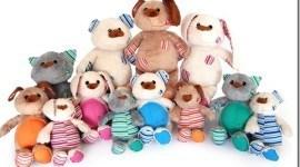 Peluches Smiley|Regalos de navidad para bebes